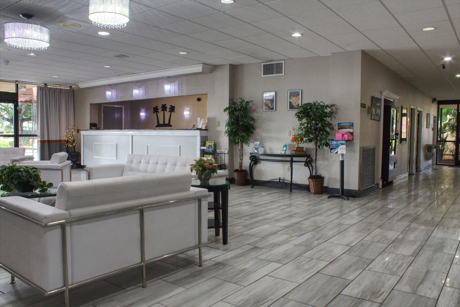 Winter Haven Dining Lobby